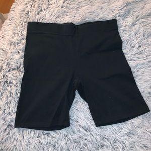 Aeropostal biker shorts